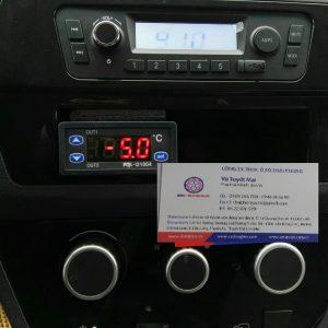 Xe O To Tai Van Dbx30 V2 Thung Dong Lanh 4264 24