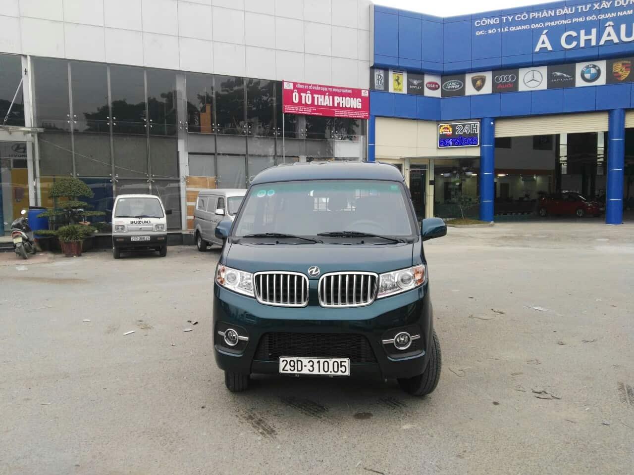 Xe ô tô tải Van Dongben DBX30-V5M, 05 chỗ ngồi, tải trọng 490kg
