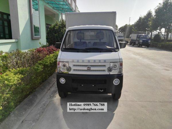 Xe Tai Dongben Db1021 Tk 01 Thung Kin Tai Trong 770kg 4700 72