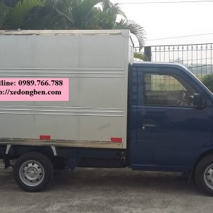 Xe Tai Dongben Db1021 Tk 01 Thung Kin Tai Trong 770kg 4700 73