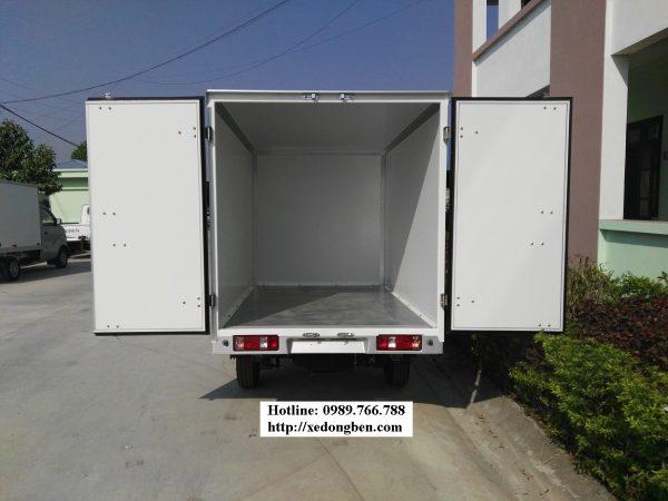 Xe Tai Dongben Db1021 Tk 01 Thung Kin Tai Trong 770kg 4700 75